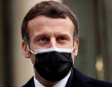 El presidente de Francia inicia cuarentena tras dar positivo a COVID-19