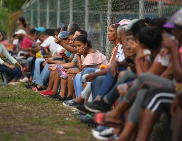 El adiós a los migrantes que naufragaron rumbo a Trinidad y Tobago