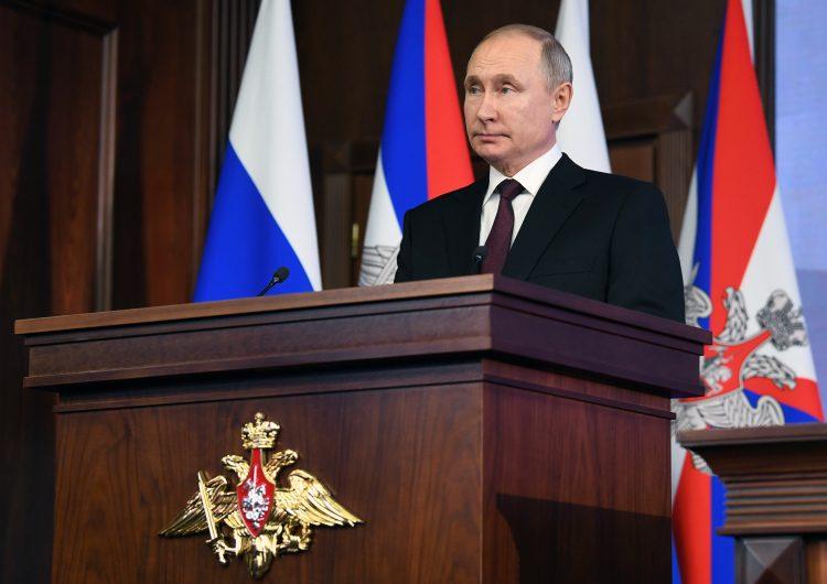 Cambio de liderazgo en EU será más de lo mismo: Putin