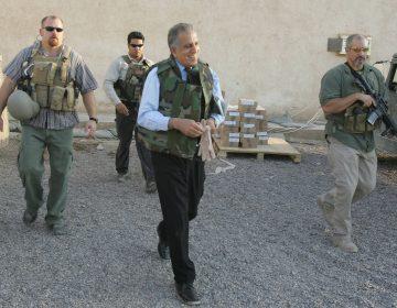 Irak indignado por indulto de Trump a exagentes condenados por matar a civiles en Bagdad