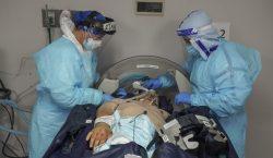 EU alcanza el récord de 100,000 hospitalizados por COVID-19
