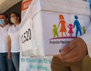 Desecha Tribunal Electoral impugnaciones a iniciativa ciudadana del FNF