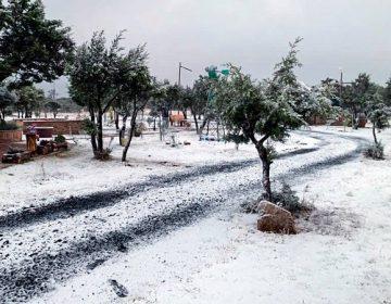 Aguascalientes despedirá el 2020 con heladas y vientos de hasta 60 km/h