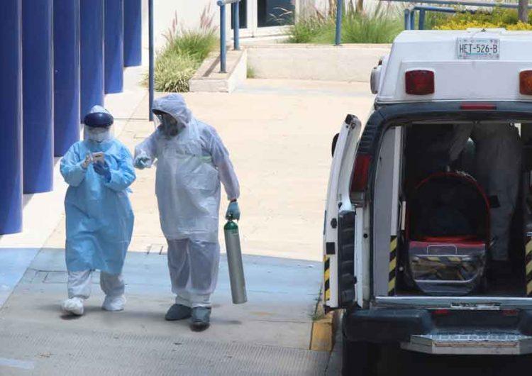 15 mil 143 trabajadores de Salud Puebla se han infectado de coronavirus
