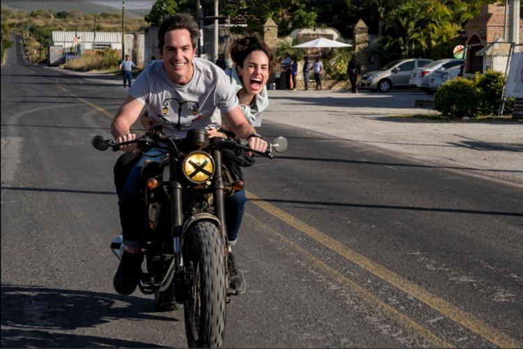 """Inicia filmación """"25 km/H"""",versión mexicana"""