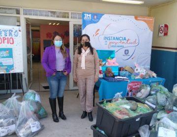 "Se suma DIF Municipal a campaña ""Ponte guapo"" para donación de alimentos en Jesús María"