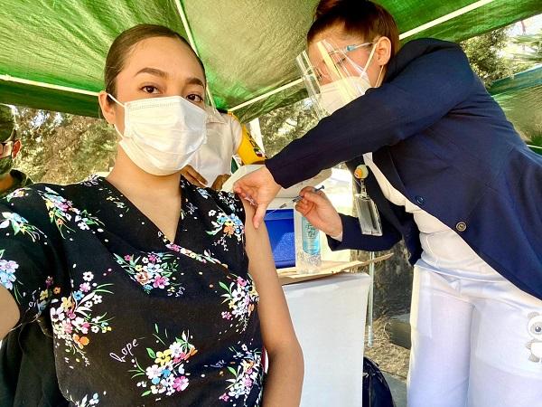 Médicos de Aguascalientes en la CDMX ya fueron vacunados contra el Covid-19
