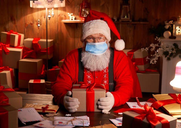 Santa Claus es inmune al COVID-19 y podrá repartir regalos en todo el planeta: OMS