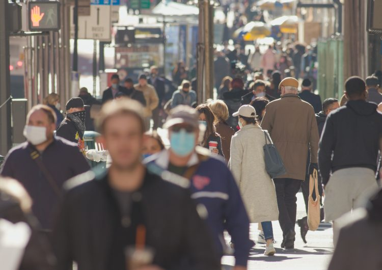 El continente americano registra casi 5 millones de contagios de COVID-19 en una semana