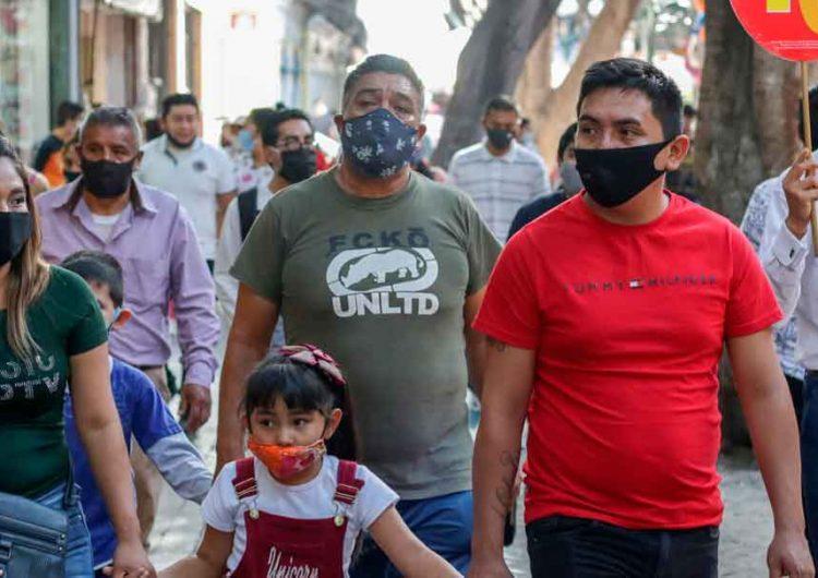 Buscan que el uso de cubrebocas sea obligatorio en Puebla