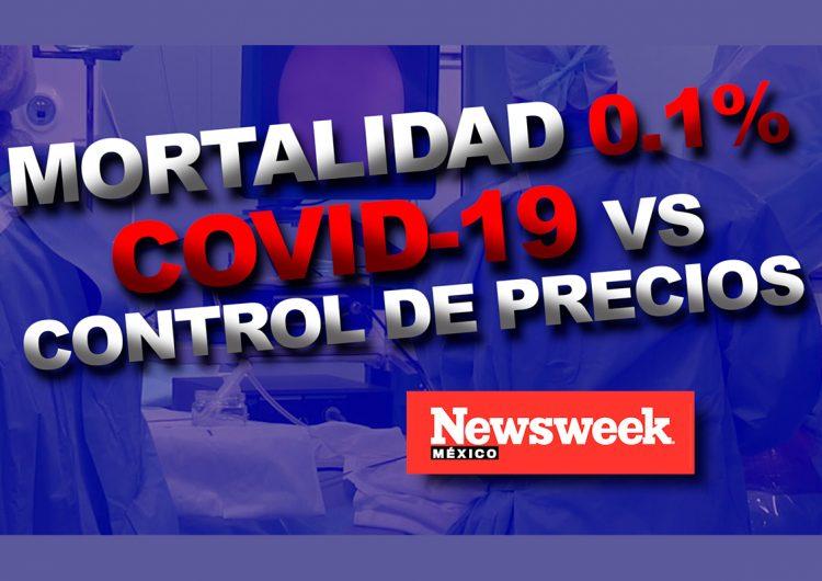 Tratamiento contra el COVID-19: un descontrol de precios