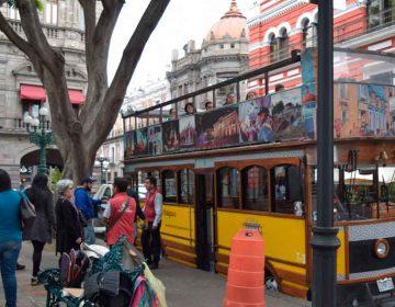 Cambia la tarifa de los  recorridos turísticos en Puebla