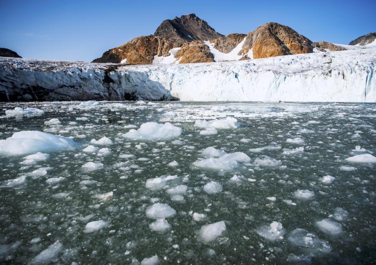 El calor llega a niveles sin precedentes en el Ártico; se han roto récords de calentamiento: OMM
