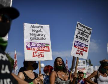 El aborto en el mundo: las legislaciones cambian de un país a otro