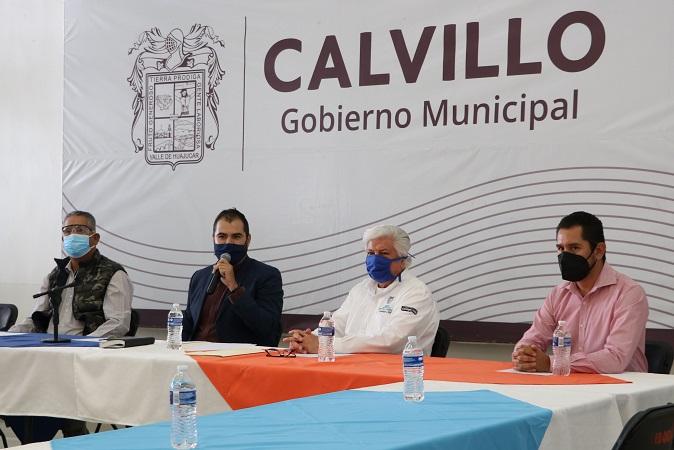 Instalarán ventanilla única para trámites en el municipio de Calvillo