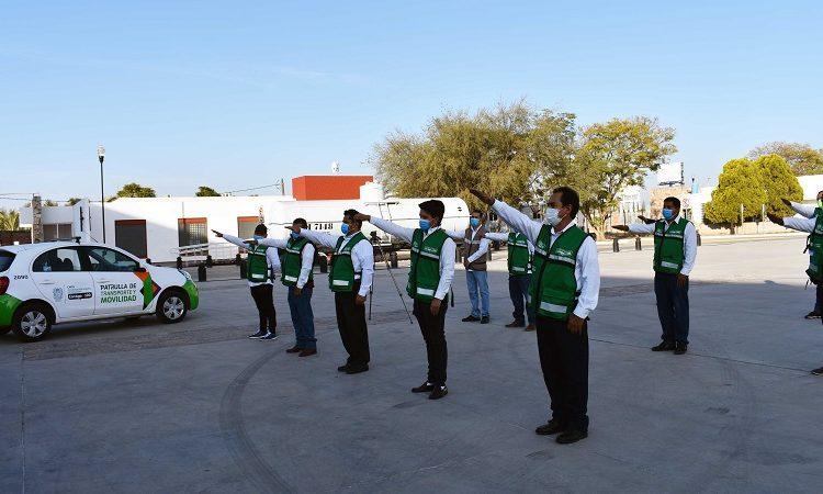 Policías estatales apoyarán en operativos de CMOV al transporte público de Aguascalientes
