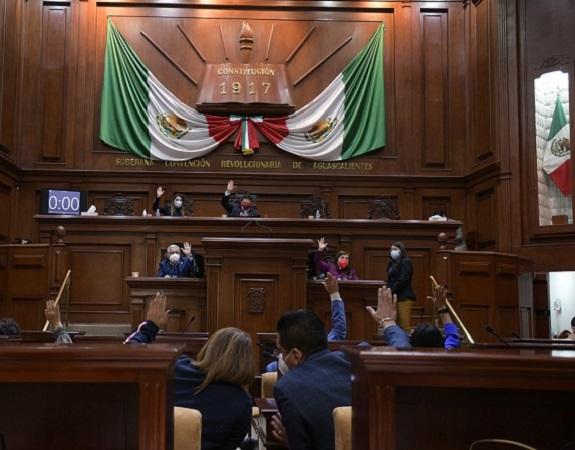 Aprueba Congreso presupuesto de egresos estatal 2021