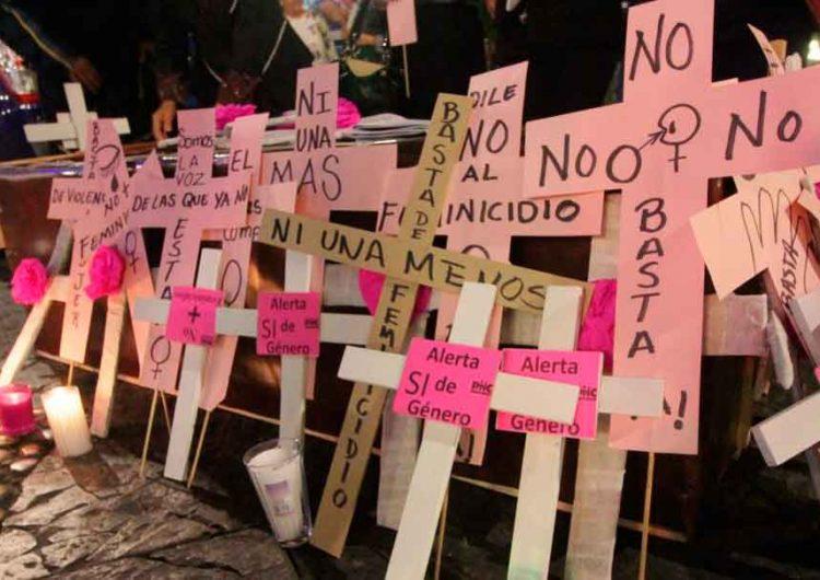 Feministas exigen monitoreo en municipios con alerta de género