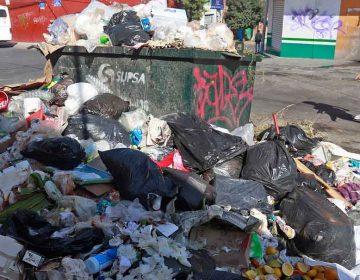 Fiestas decembrinas generan 16 mil toneladas de basura diarias en Puebla