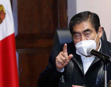 Gobernador de Puebla reprime a reportera