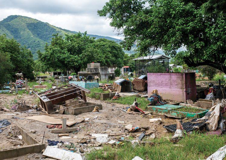 Llueve sobre mojado en Honduras: el devastador impacto de los huracanes 'Eta' e 'Iota'