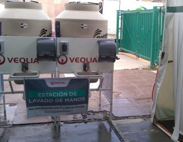 Realiza Veolia acciones de responsabilidad social durante la pandemia en Aguascalientes