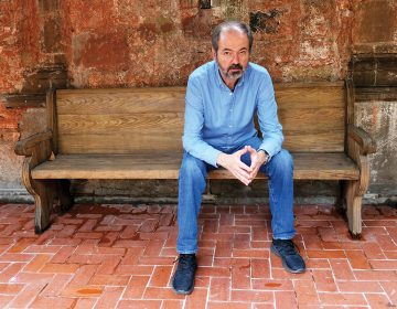 Juan Villoro: crear desde el encierro