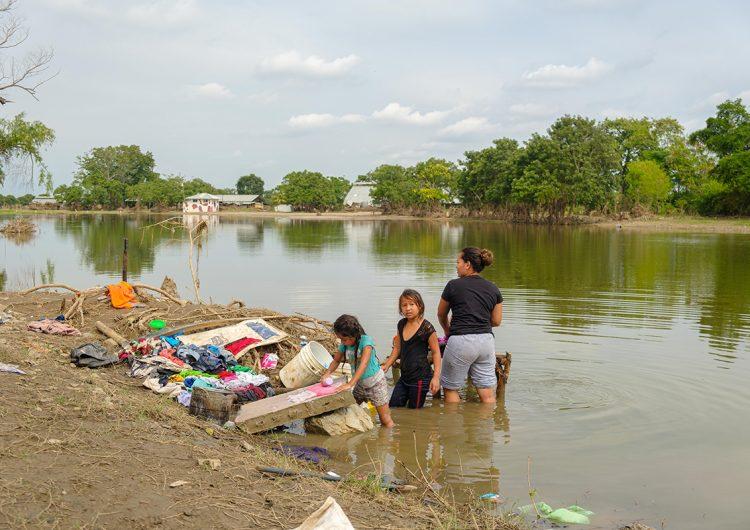 MSF hace llamado a la comunidad internacional para incrementar la ayuda en Honduras