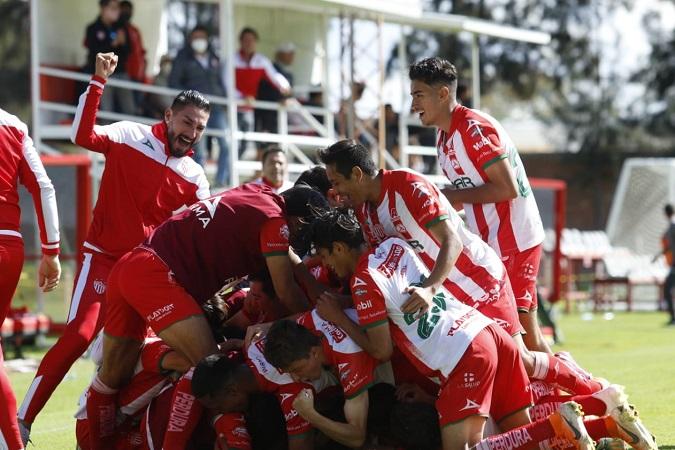Necaxa derrota al Toluca y avanza a la final de la categoría Sub-17