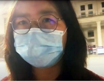 La periodista china que informó sobre el virus en Wuhan será llevada a los tribunales