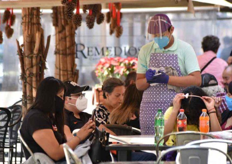 Puebla aplica estrictas medidas para evitar propagación del covid
