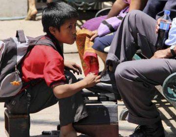 Puebla registra altos índices de trabajo infantil