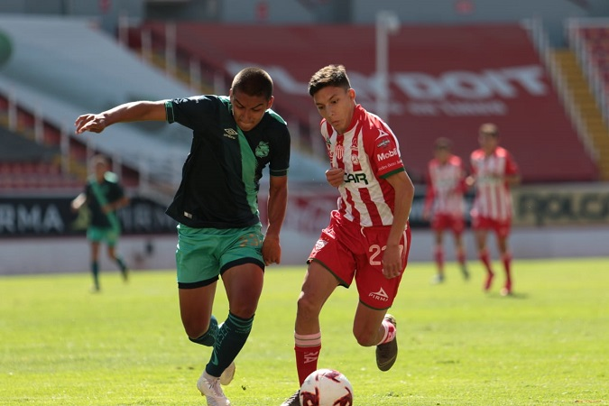 Puebla derrota a Necaxa en la final Sub-17