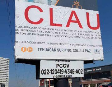 Suspenderán propaganda política adelantada en Puebla
