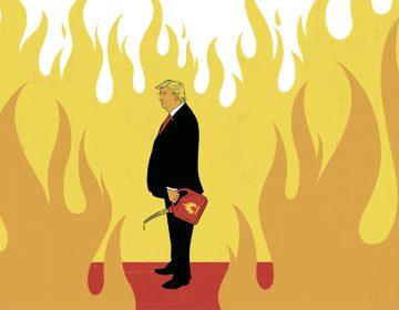"""Estados Unidos: rumbo a la """"transición infernal"""""""