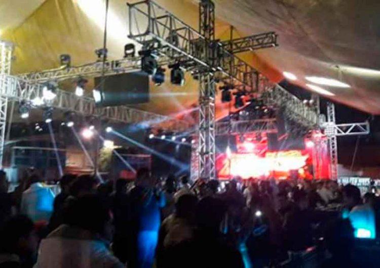 Tras operativos, cancelan bailes sonideros y fiestas en  Puebla