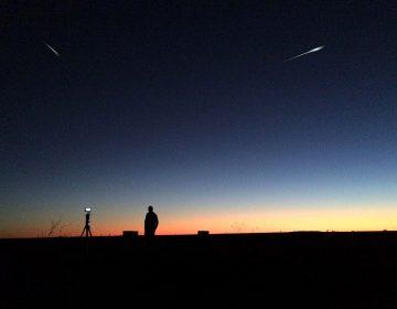 Estrellas fugaces y meteoritos, ¿mensajeros del universo?