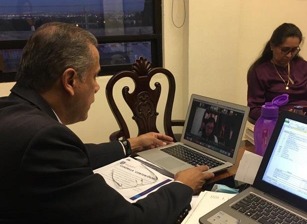 Participa alcalde de Jesús María en conferencia nacional de municipios de México
