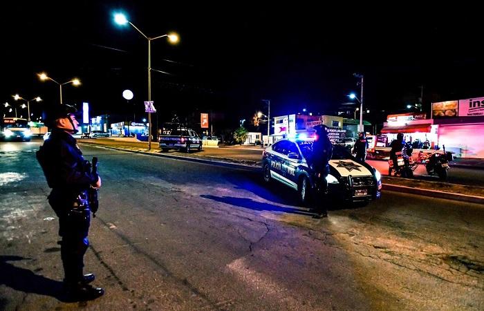 Implementa Policía Vial operativo por maratón Guadalupe-Reyes en Aguascalientes