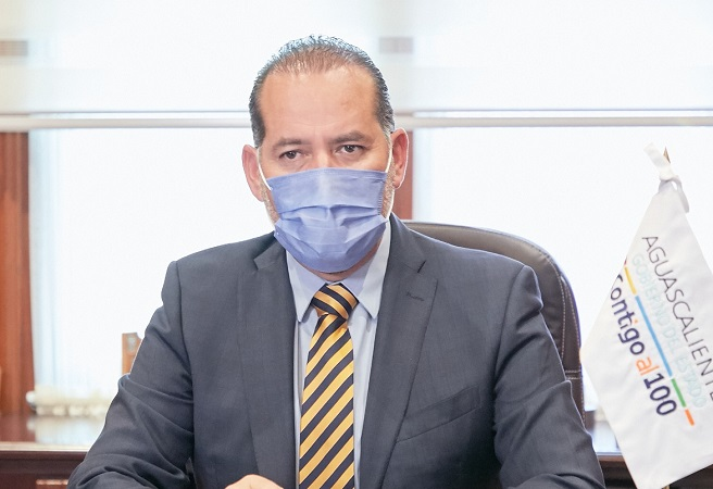 No hay impedimento legal para que estados compren vacunas por su cuenta: Orozco