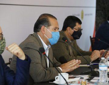 Anuncia gobernador de Aguascalientes creación de comités estatales para aplicación de la vacuna contra el Covid-19
