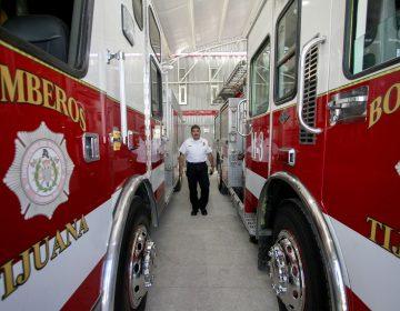 """Destituyen al encargado de despacho de bomberos de Tijuana por acciones """"en contra de la corporación"""""""