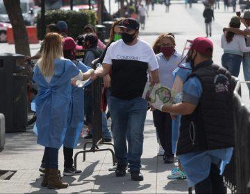 México suma 11,251 casos confirmados de COVID-19 y 800 muertes