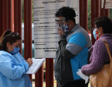 México registra 11,030 casos confirmados de COVID-19 y 608 muertes