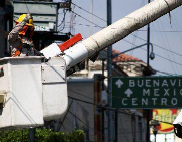 Unos 10.3 millones de usuarios de gran parte de México se quedan sin electricidad