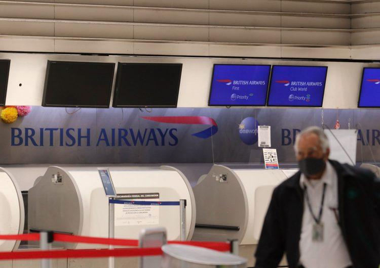 México descarta cancelar vuelos de Reino Unido por nueva cepa de coronavirus