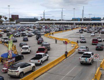 Se mantiene restricción de cruce fronterizo hasta el 21 de enero