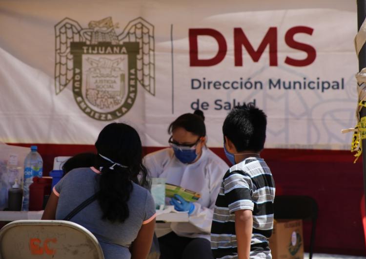 Esta Navidad, el mejor regalo es la salud: Ayuntamiento de Tijuana