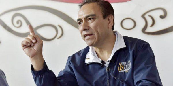 Ex dirigentes del PAN piden apoyar a Leyzaola