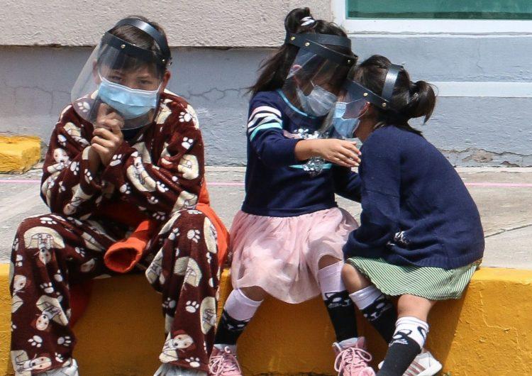En México, 3,000 menores han sido asesinados y 3,000 más están desaparecidos desde 2018